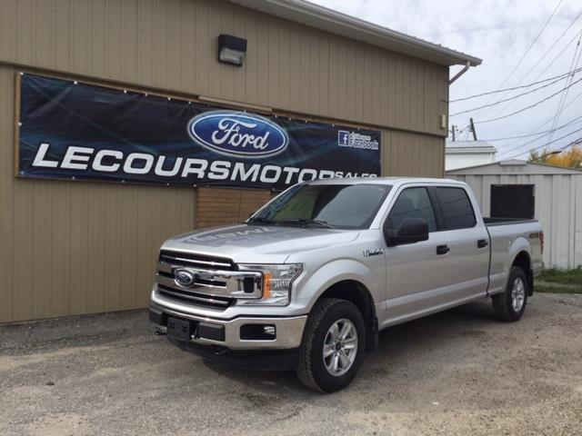 2018 Ford F-150 XLT (Stk: U-3961) in Kapuskasing - Image 1 of 8