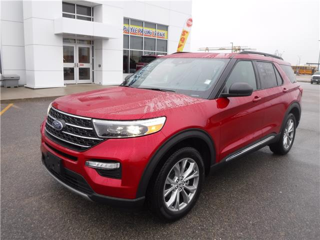 2020 Ford Explorer XLT (Stk: 20-09) in Kapuskasing - Image 1 of 10