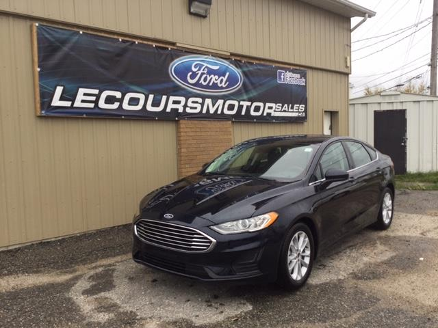 2020 Ford Fusion SE (Stk: 20-54) in Kapuskasing - Image 1 of 8