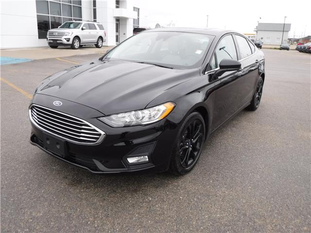 2020 Ford Fusion SE (Stk: 20-17) in Kapuskasing - Image 1 of 11