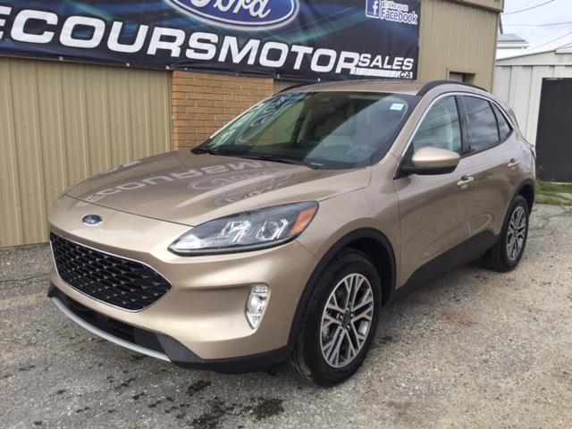 2020 Ford Escape SEL (Stk: 20-46) in Kapuskasing - Image 1 of 8