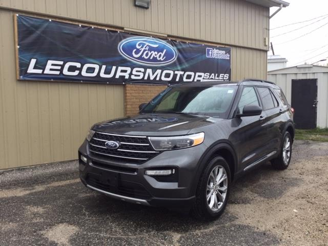 2020 Ford Explorer XLT (Stk: 20-43) in Kapuskasing - Image 1 of 8