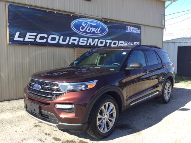 2020 Ford Explorer XLT (Stk: 20-44) in Kapuskasing - Image 1 of 8