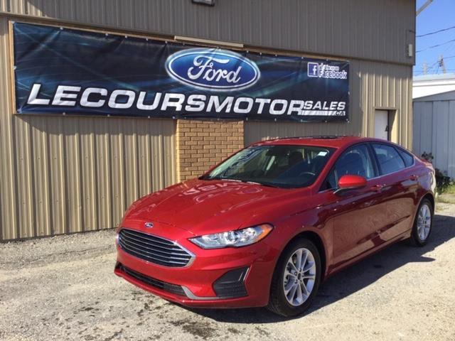 2020 Ford Fusion SE (Stk: 20-53) in Kapuskasing - Image 1 of 8