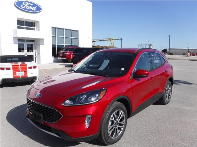 2020 Ford Escape SEL (Stk: 20-07) in Kapuskasing - Image 1 of 8