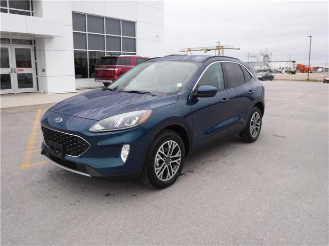 2020 Ford Escape SEL (Stk: 20-08) in Kapuskasing - Image 1 of 9