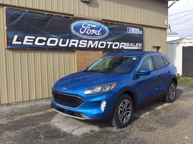 2020 Ford Escape SEL (Stk: 20-51) in Kapuskasing - Image 1 of 8
