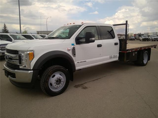 2017 Ford F-550 Chassis XLT (Stk: U-4134) in Kapuskasing - Image 1 of 5