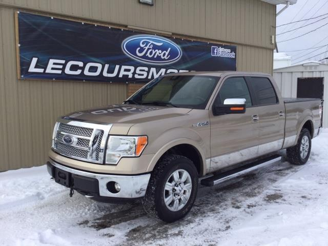 2012 Ford F-150 Lariat (Stk: U-4024) in Kapuskasing - Image 1 of 8