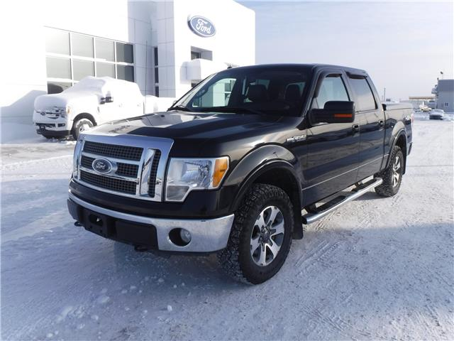 2010 Ford F-150 Lariat (Stk: U-4085) in Kapuskasing - Image 1 of 10