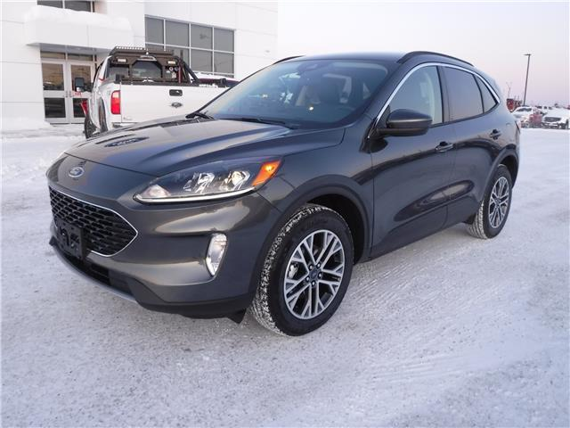 2020 Ford Escape SEL (Stk: 20-27) in Kapuskasing - Image 1 of 8