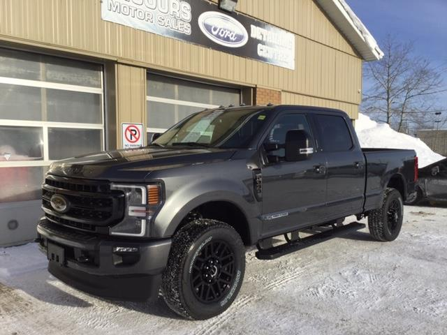 2020 Ford F-250 Lariat (Stk: 20-69) in Kapuskasing - Image 1 of 8