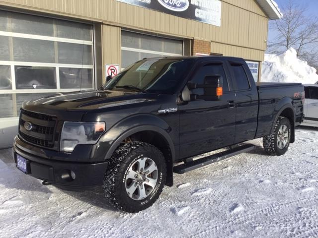 2013 Ford F-150 FX4 (Stk: U-4043) in Kapuskasing - Image 1 of 8