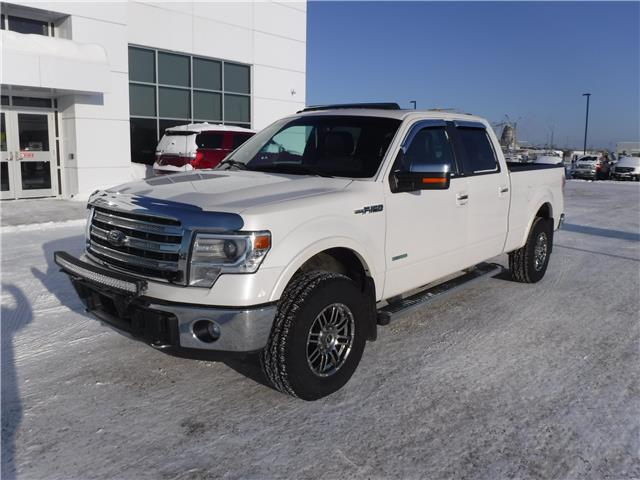 2014 Ford F-150 Lariat (Stk: U-3059) in Kapuskasing - Image 1 of 10