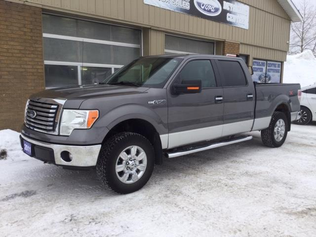 2011 Ford F-150 XLT (Stk: ) in Kapuskasing - Image 1 of 8