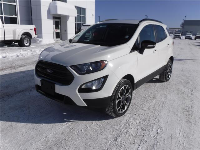 2020 Ford EcoSport SES (Stk: 20-177) in Kapuskasing - Image 1 of 10