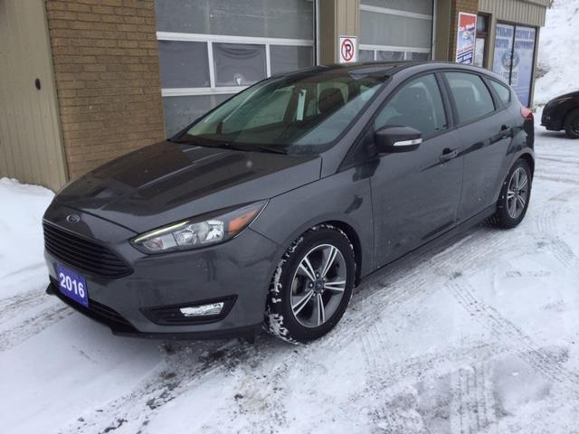 2016 Ford Focus SE (Stk: U-4136) in Kapuskasing - Image 1 of 16