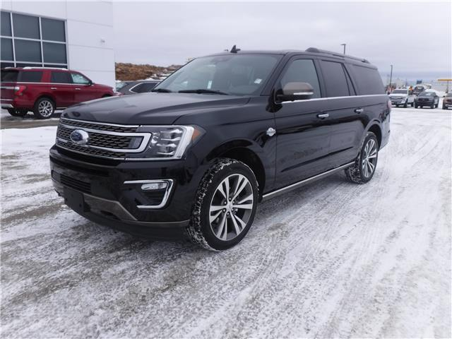 2020 Ford Expedition Max King Ranch (Stk: 20-110) in Kapuskasing - Image 1 of 12