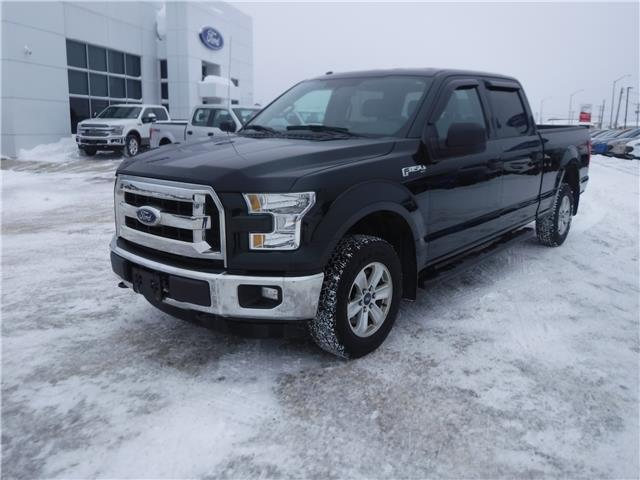 2016 Ford F-150 XLT (Stk: U-4191) in Kapuskasing - Image 1 of 9