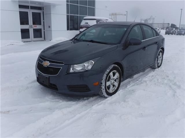 2013 Chevrolet Cruze LT Turbo (Stk: U-4182) in Kapuskasing - Image 1 of 11
