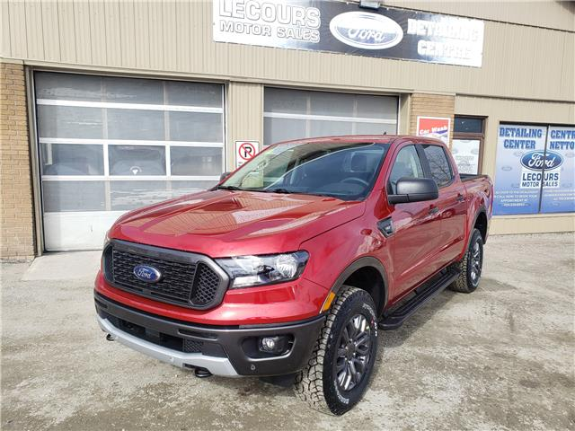 2020 Ford Ranger XLT (Stk: 20-202) in Kapuskasing - Image 1 of 8