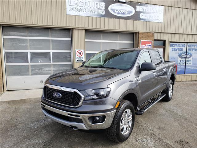 2020 Ford Ranger XLT (Stk: 20-152) in Kapuskasing - Image 1 of 8