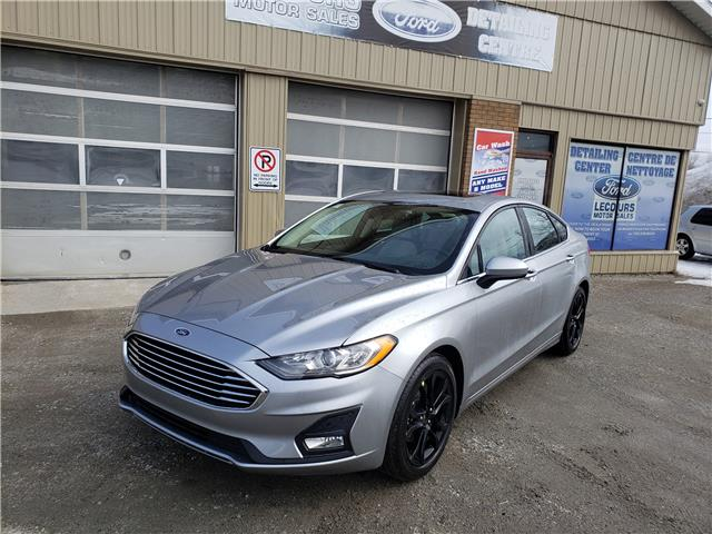 2020 Ford Fusion SE (Stk: 20-221) in Kapuskasing - Image 1 of 8