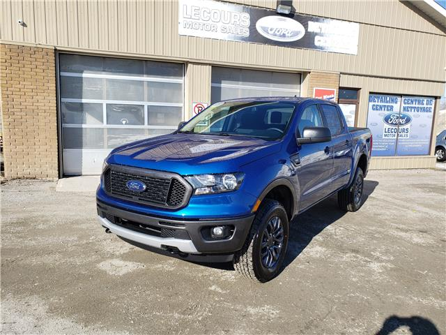 2020 Ford Ranger XLT (Stk: 20-203) in Kapuskasing - Image 1 of 8