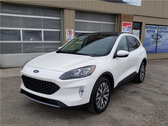 2020 Ford Escape Titanium Hybrid (Stk: 20-207) in Kapuskasing - Image 1 of 10