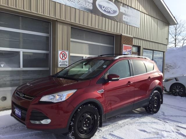 2014 Ford Escape Titanium (Stk: U-4047) in Kapuskasing - Image 1 of 13