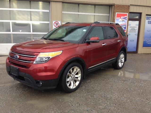 2014 Ford Explorer Limited (Stk: U-4239) in Kapuskasing - Image 1 of 15