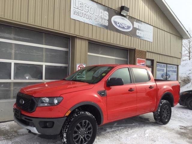 2020 Ford Ranger XLT (Stk: 20-147) in Kapuskasing - Image 1 of 15