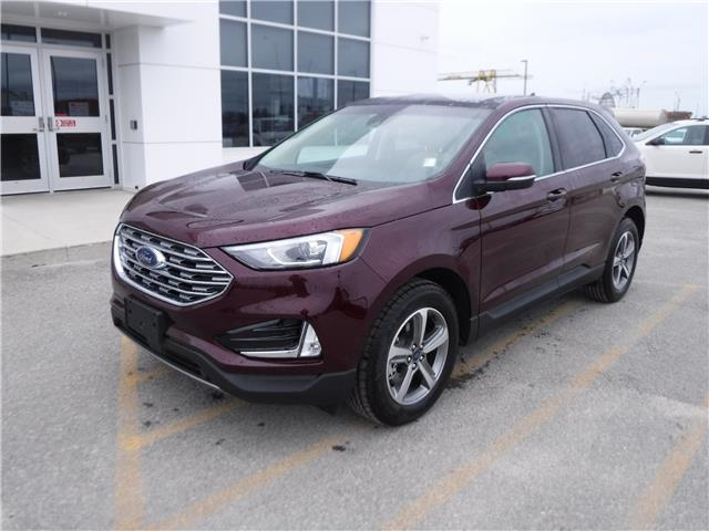 2020 Ford Edge SEL (Stk: 20-492) in Kapuskasing - Image 1 of 9