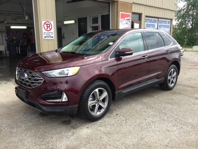 2020 Ford Edge SEL (Stk: 20-388) in Kapuskasing - Image 1 of 11