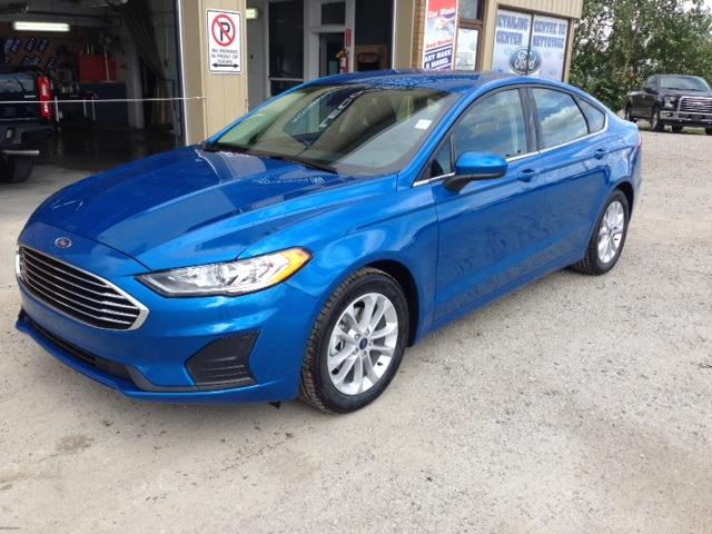 2020 Ford Fusion SE (Stk: 20-283) in Kapuskasing - Image 1 of 11