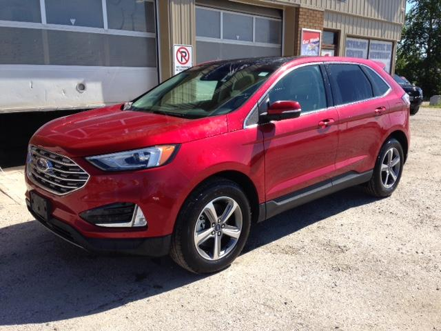 2020 Ford Edge SEL (Stk: 20-392) in Kapuskasing - Image 1 of 12
