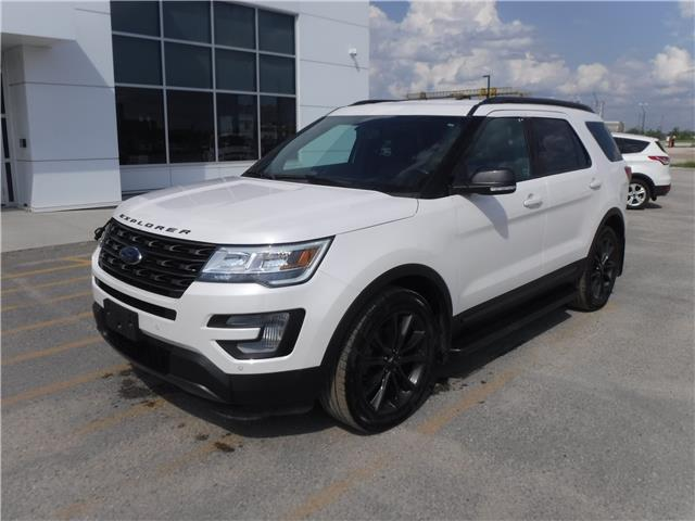 2017 Ford Explorer XLT (Stk: U-4343) in Kapuskasing - Image 1 of 12
