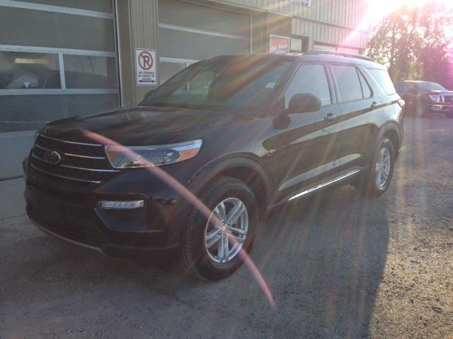 2020 Ford Explorer XLT (Stk: 20-300) in Kapuskasing - Image 1 of 13