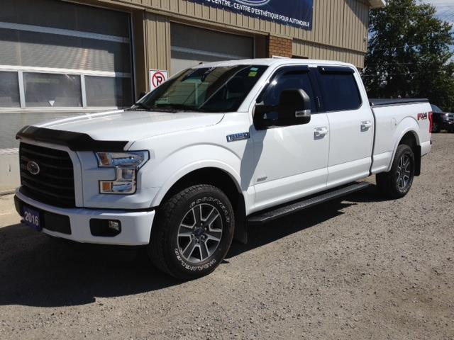 2016 Ford F-150 XLT (Stk: U-4402) in Kapuskasing - Image 1 of 14