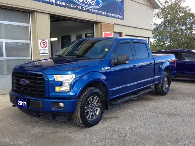 2017 Ford F-150 XLT (Stk: U-4411) in Kapuskasing - Image 1 of 13