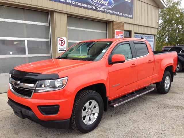 2019 Chevrolet Colorado WT (Stk: U-4408) in Kapuskasing - Image 1 of 14