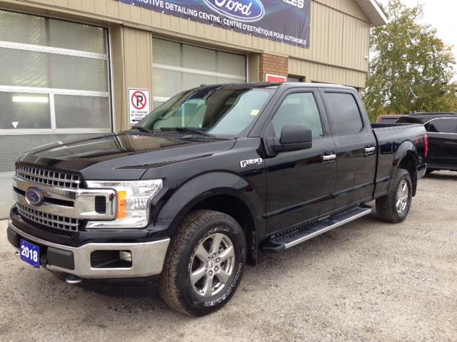 2018 Ford F-150 XLT (Stk: U-4409) in Kapuskasing - Image 1 of 14