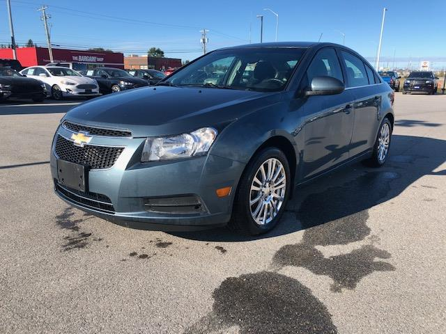 2012 Chevrolet Cruze ECO (Stk: U-4521) in Kapuskasing - Image 1 of 18