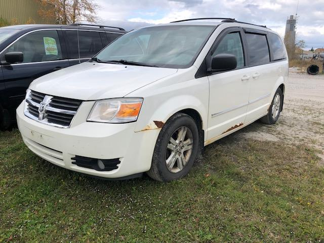 2008 Dodge Grand Caravan SE (Stk: U-4520) in Kapuskasing - Image 1 of 22