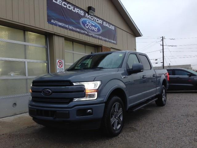 2020 Ford F-150 Lariat (Stk: 20-370) in Kapuskasing - Image 1 of 12