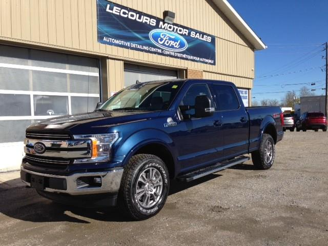 2020 Ford F-150 Lariat (Stk: 20-373) in Kapuskasing - Image 1 of 12