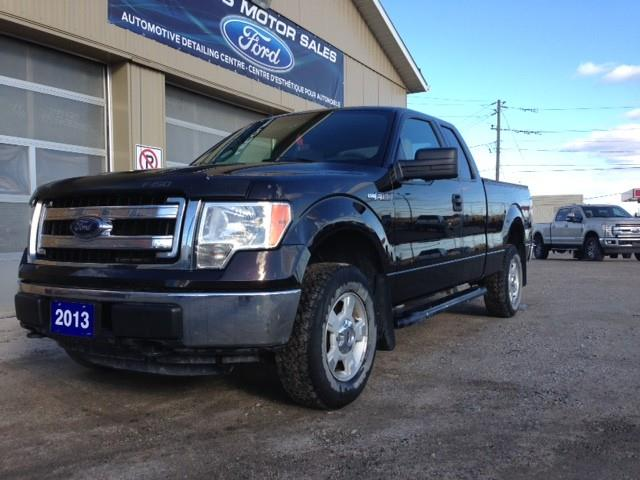 2013 Ford F-150 XLT (Stk: U-4446) in Kapuskasing - Image 1 of 14