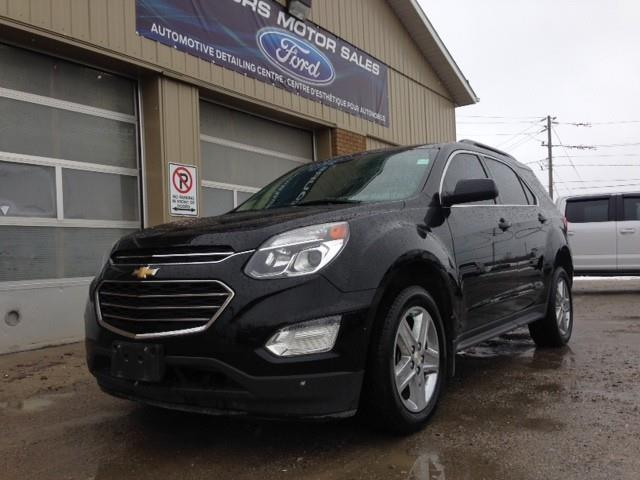2016 Chevrolet Equinox LT (Stk: U-4447) in Kapuskasing - Image 1 of 16