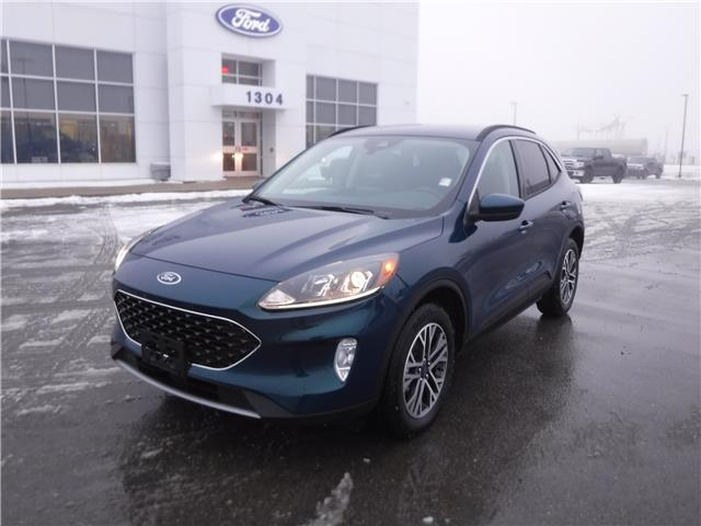 2020 Ford Escape SEL (Stk: 20-647) in Kapuskasing - Image 1 of 9