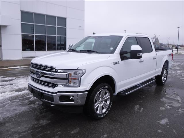 2020 Ford F-150 Lariat (Stk: 20-594) in Kapuskasing - Image 1 of 8